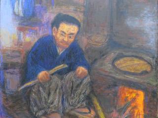 安井仲平(二十二歳)大豆を煮る