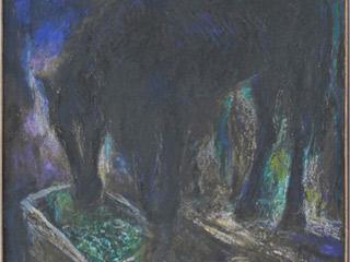 少年の日見た馬