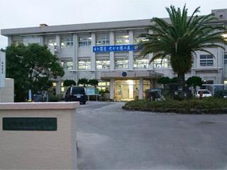 宮崎市立檍中学校