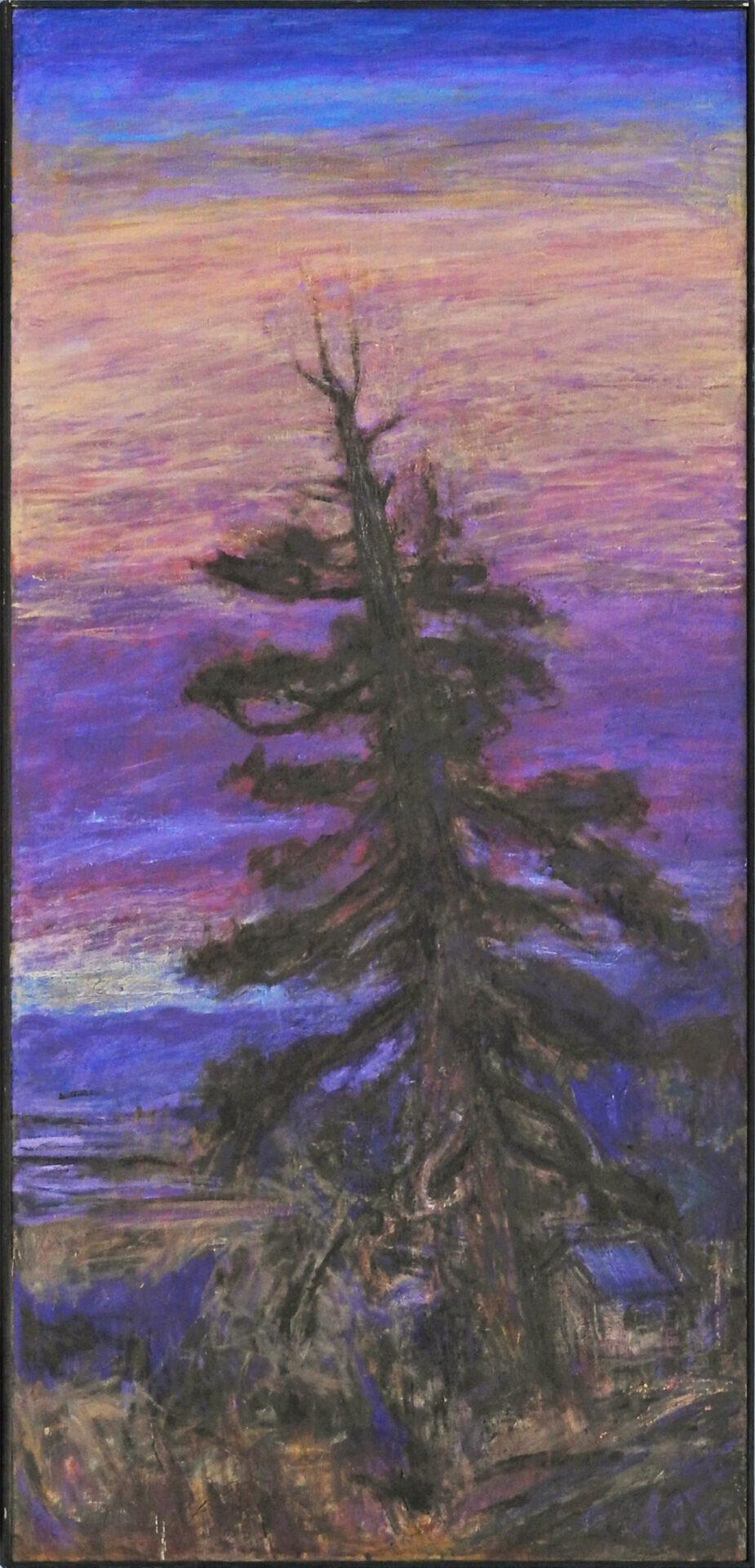 The Deity of Waters cedar