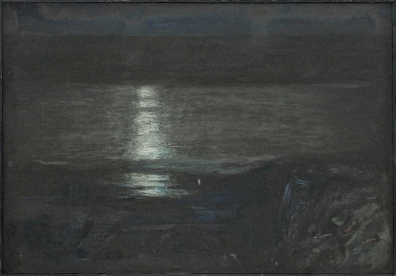 Creek's moon - Horses