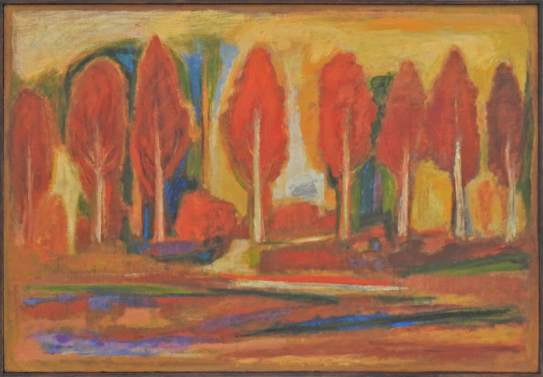 Dream of Cedar forest