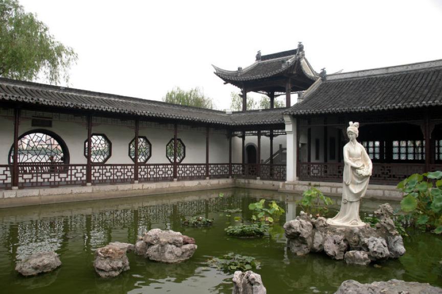 莫愁湖公園